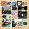 Go. See. Do. - A Digital Scrapbook Page by Marisa Lerin