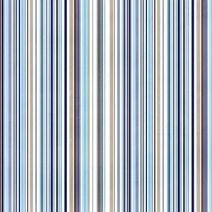 Blue Stripes Paper Digital Scrapbooking Free Download Brown White