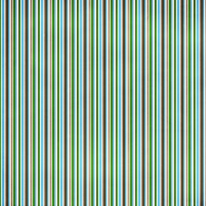 Blue and Green Stripe Paper