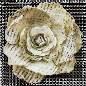 Cloth Flower 14 - a digital scrapbooking flower embellishment by ...