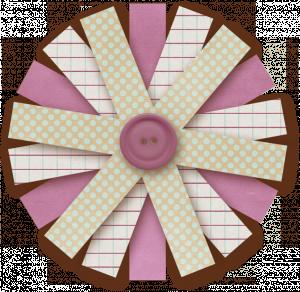 Paper Flower Malaysia Digital Scrapbooking Free Download