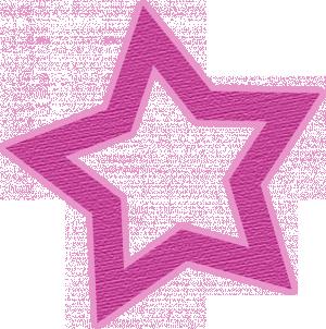 Purple Star Digital Scrapbooking Free Download