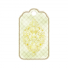 Ornamental Tag - A Digital Scrapbooking Tags Embellishment Asset by Marisa Lerin