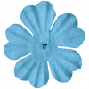 Light Blue Flower