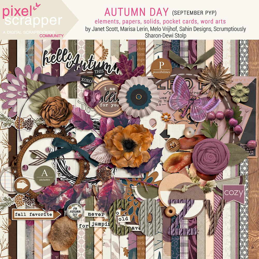 Autumn Day Collaboration