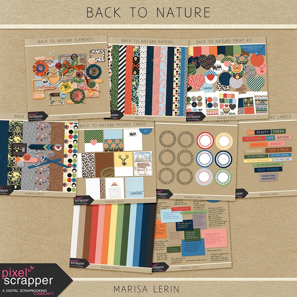 Back to Nature Bundle