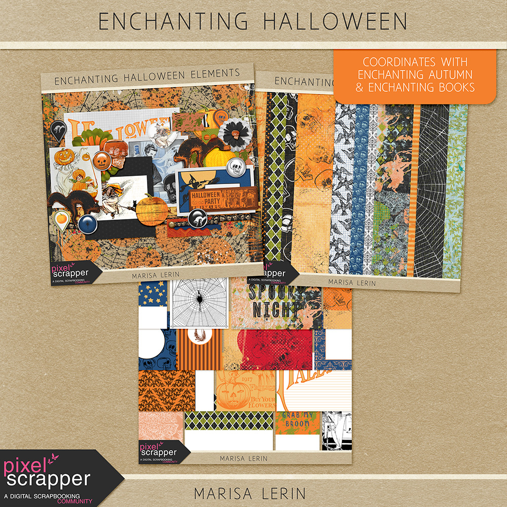 Enchanting Halloween
