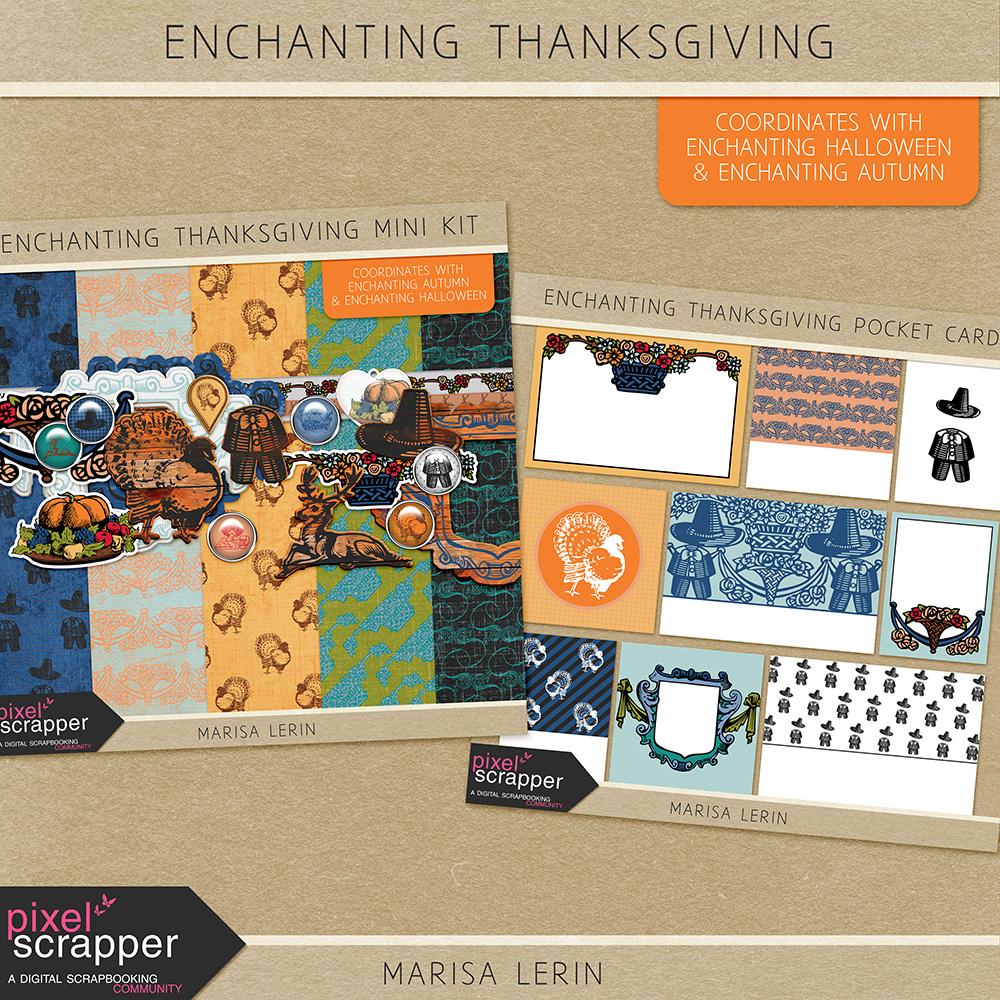 Enchanting Thanksgiving