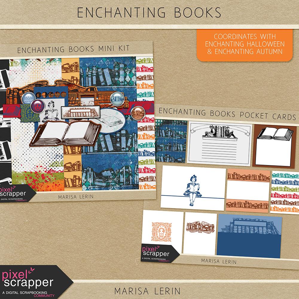 Enchanting Books