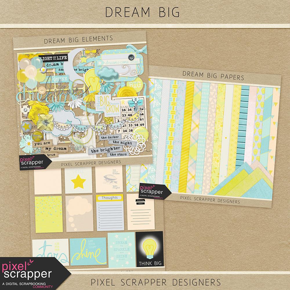 Dream Big Bundle