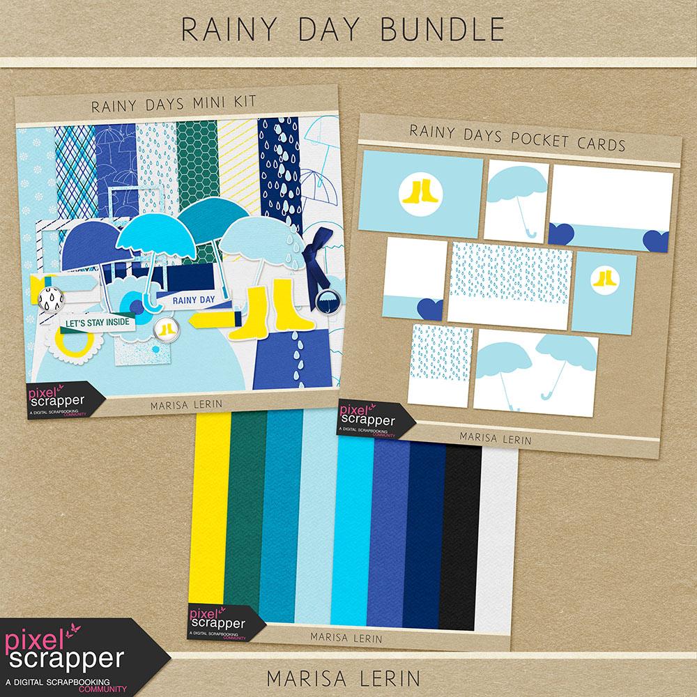 Rainy Day Bundle