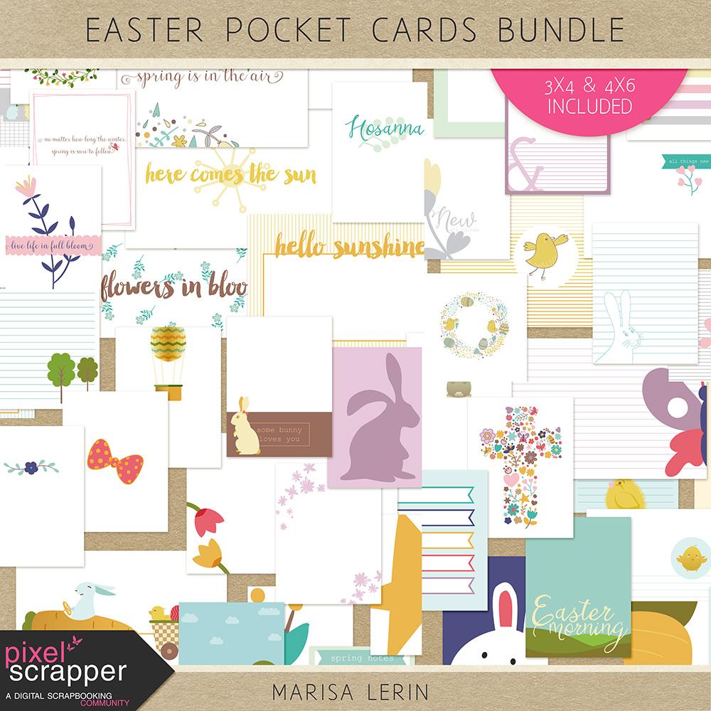 Easter Pocket Cards