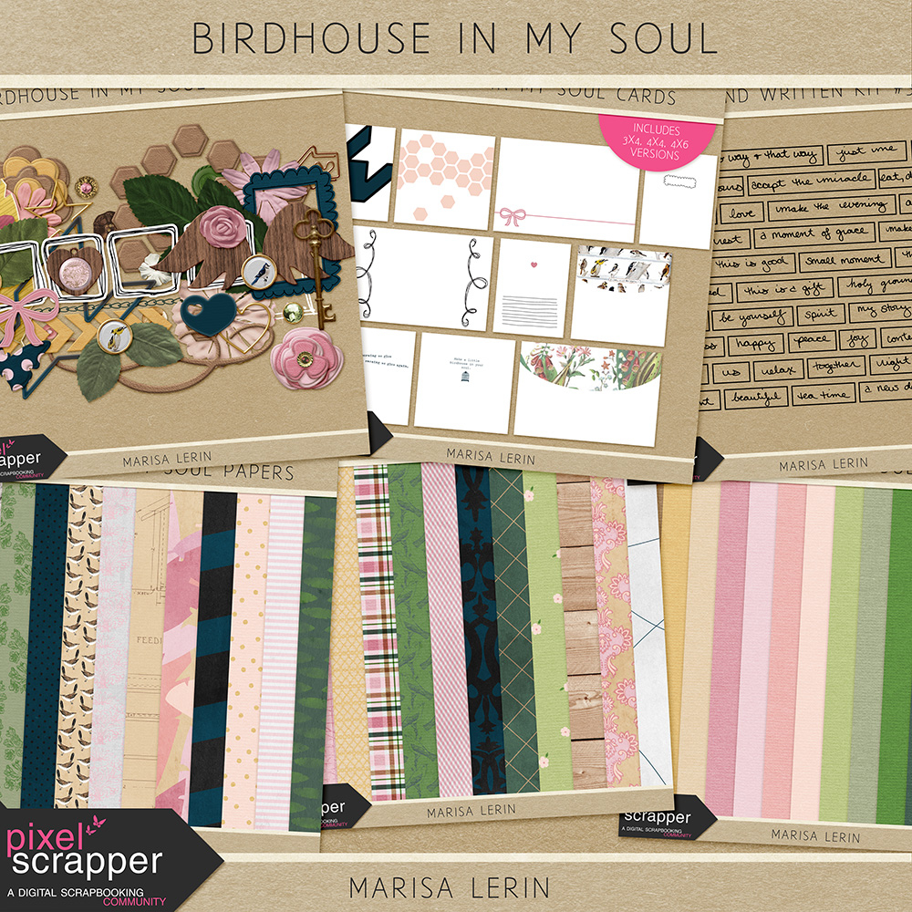 Birdhouse in My Soul Bundle