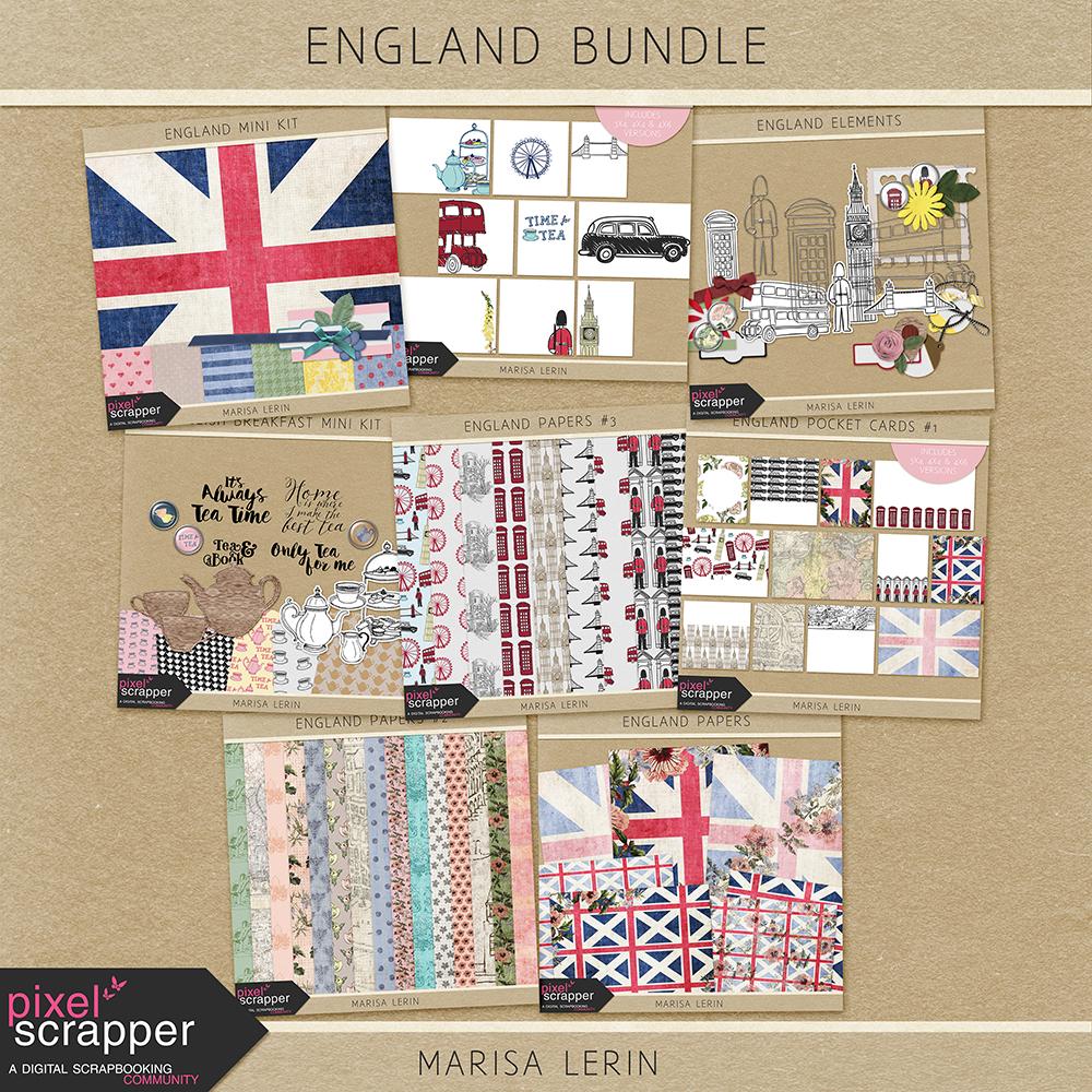 England Bundle