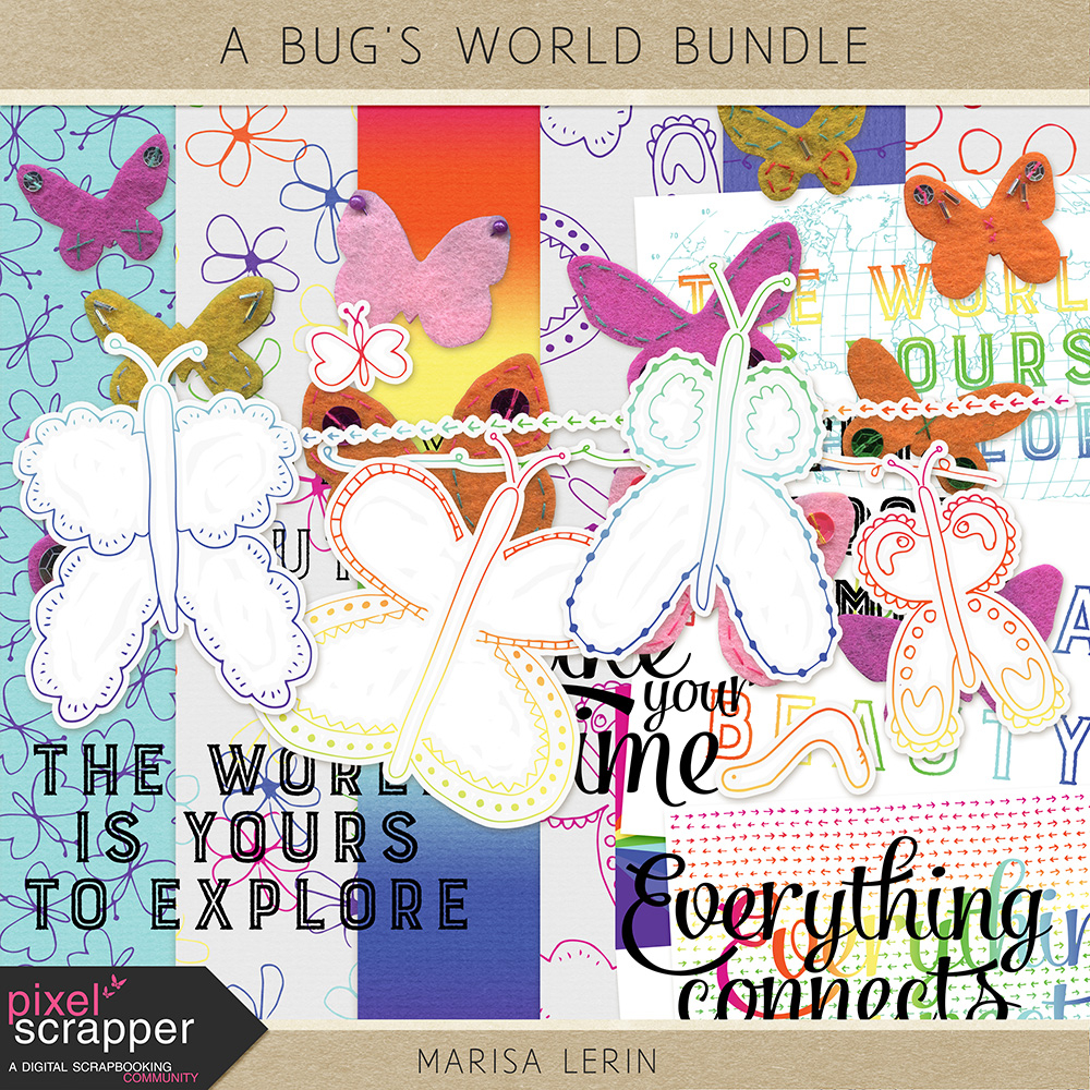 A Bug's World Bundle