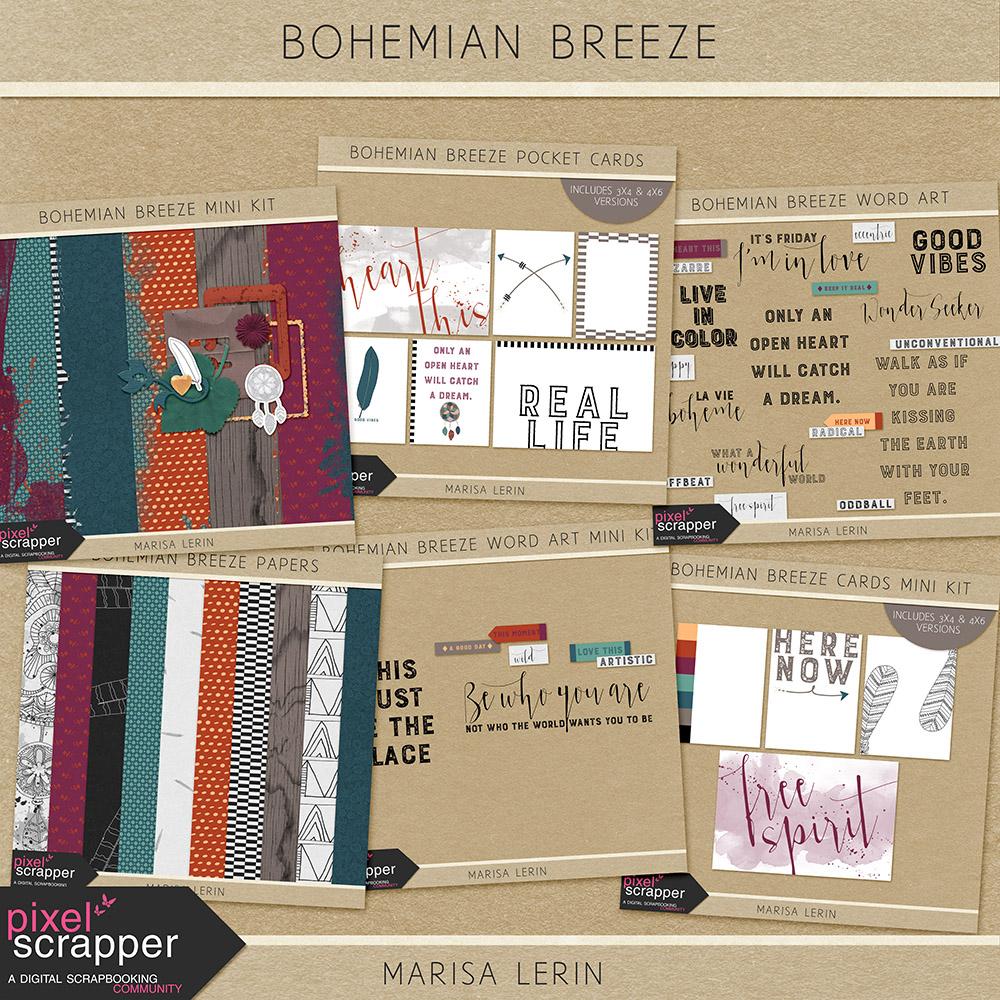 Bohemian Breeze Bundle