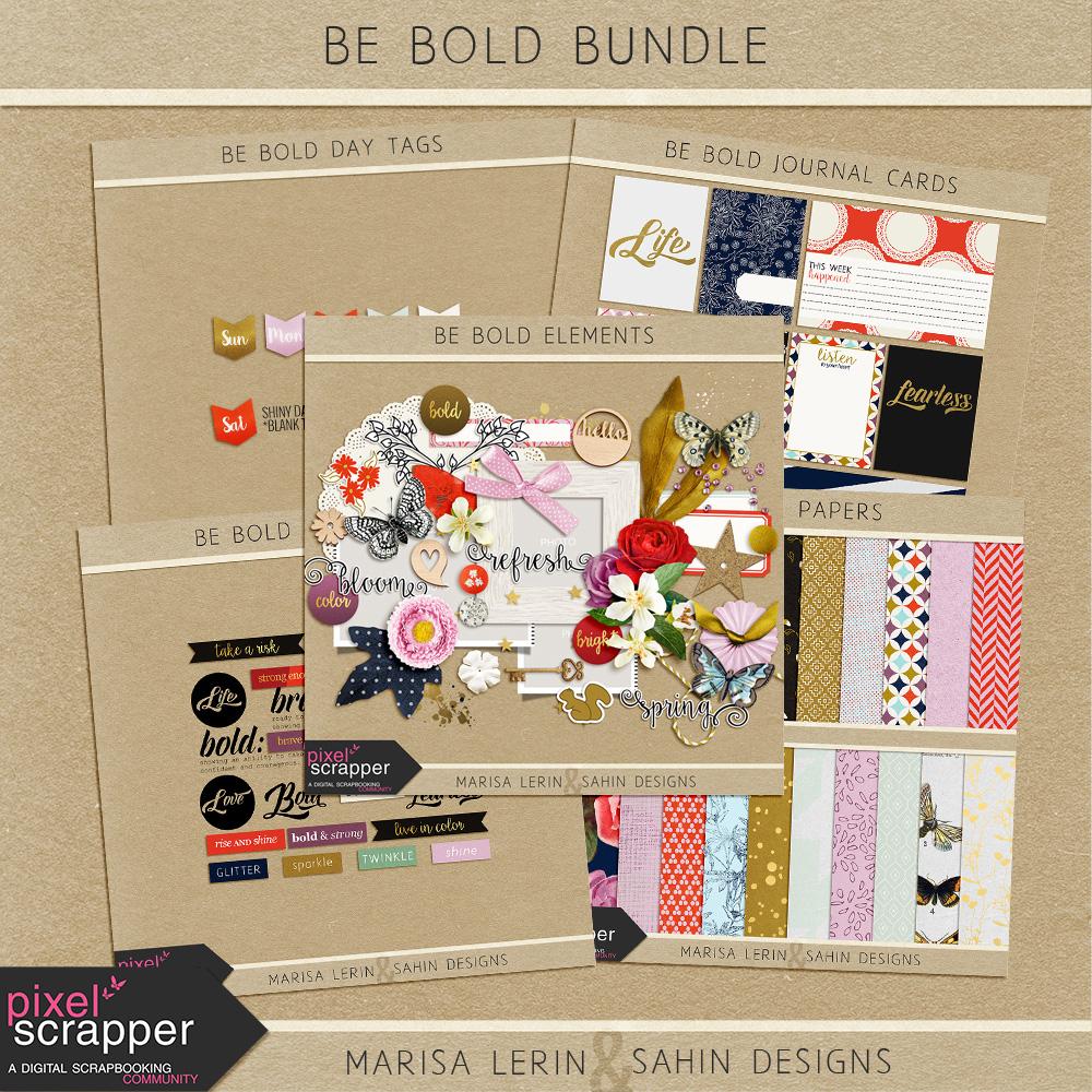 Be Bold Bundle