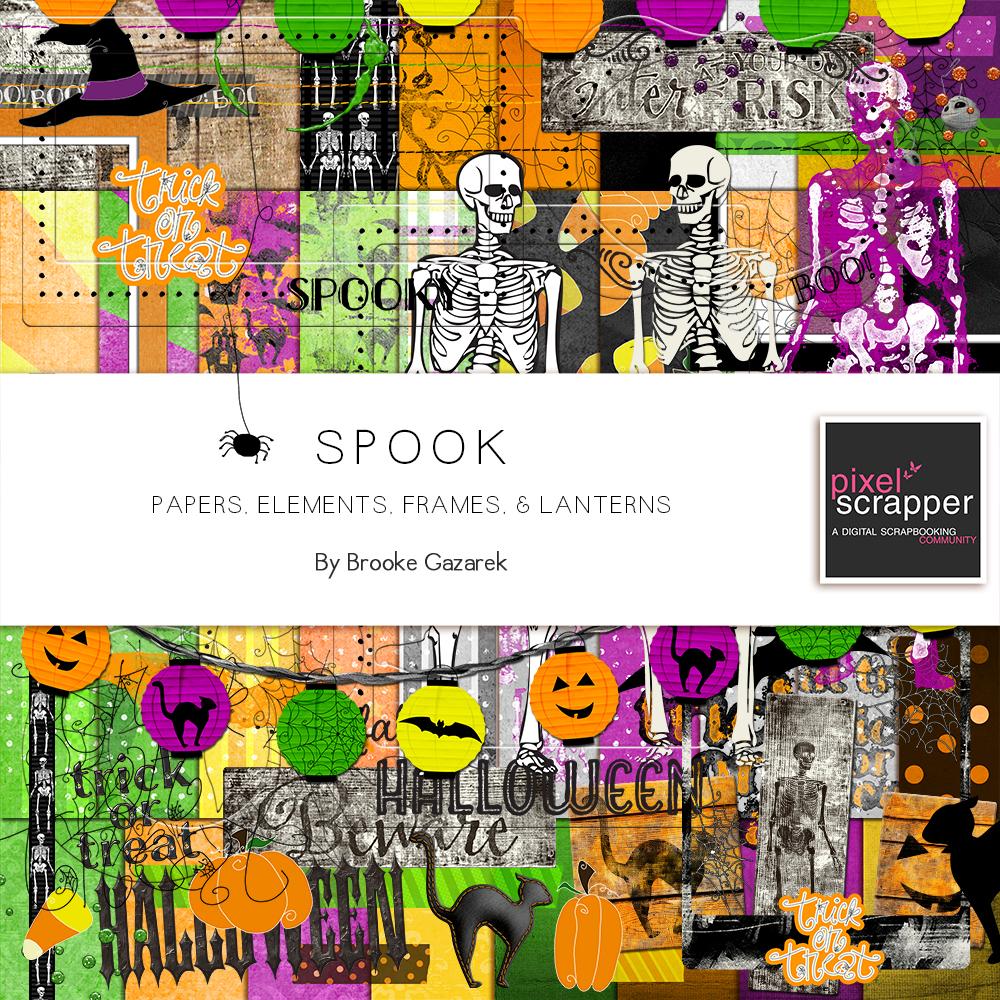 Spook by Brooke