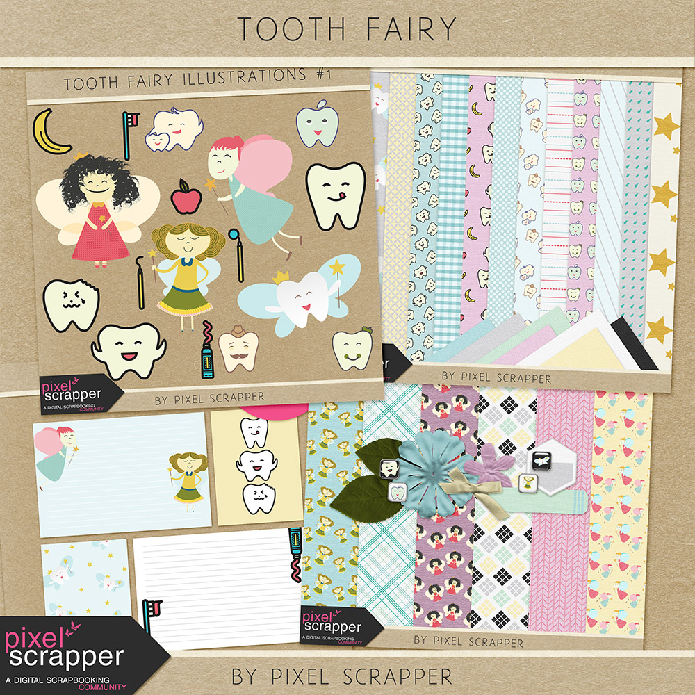 Tooth Fairy Bundle