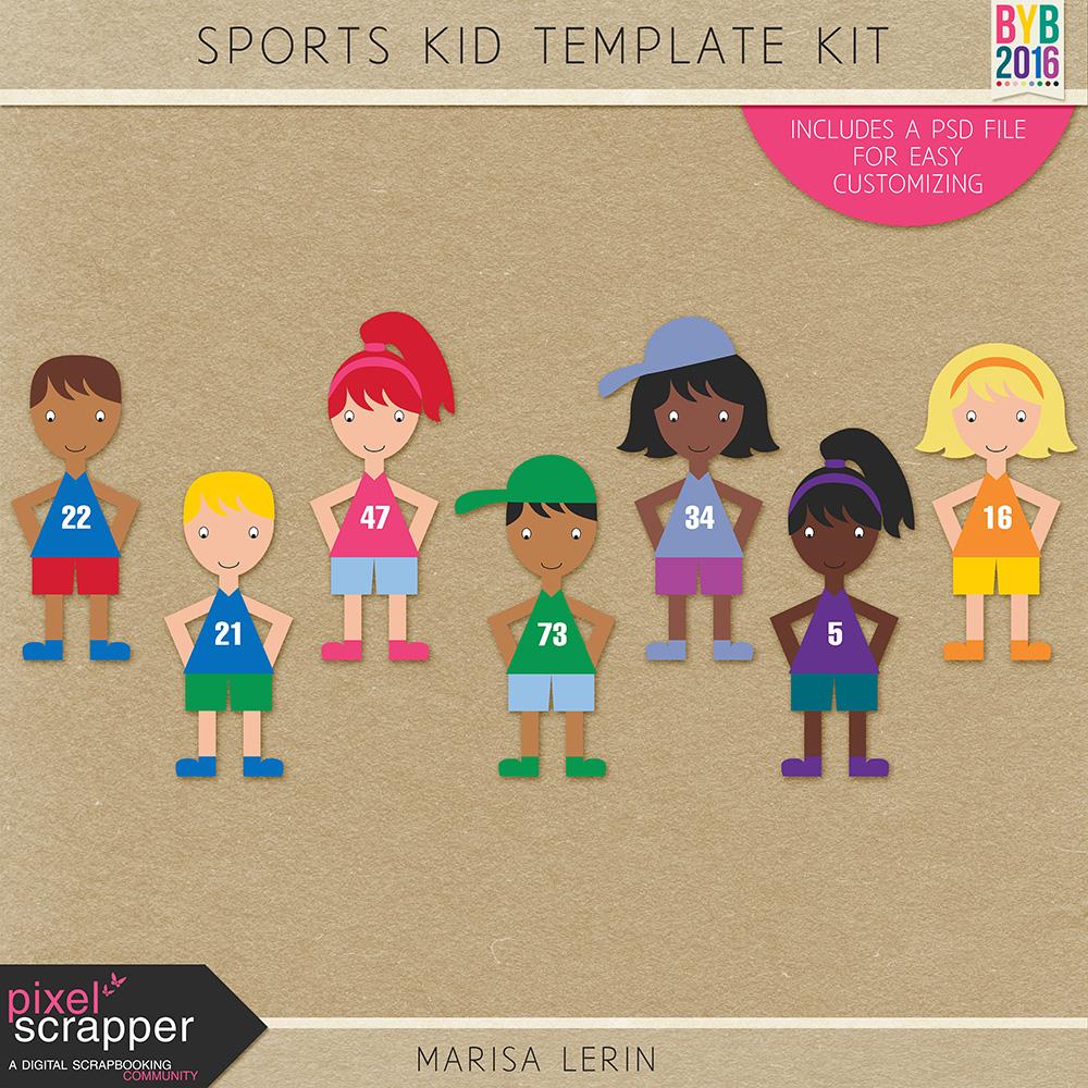 Sports Kid