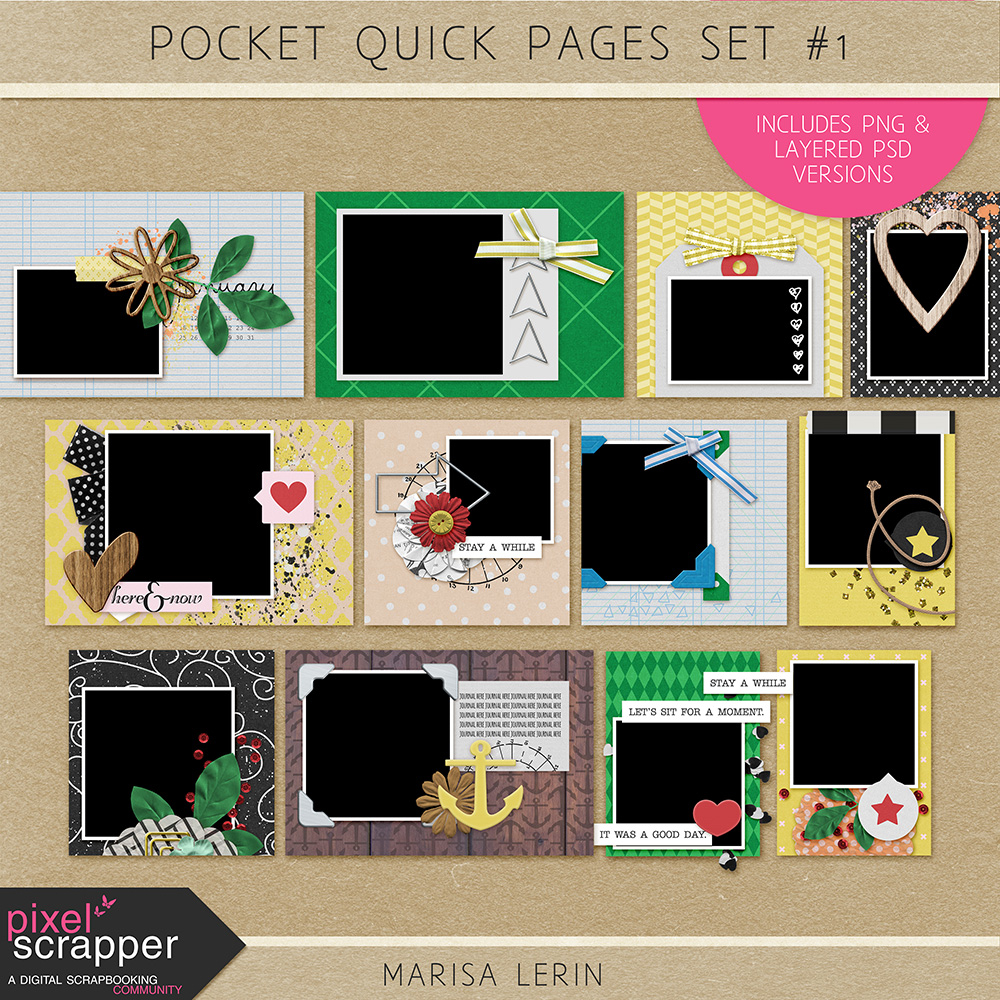 Pocket Quick Pages