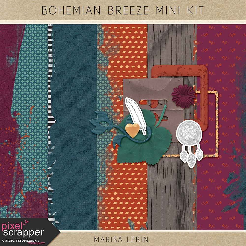 Bohemian Breeze Freebie