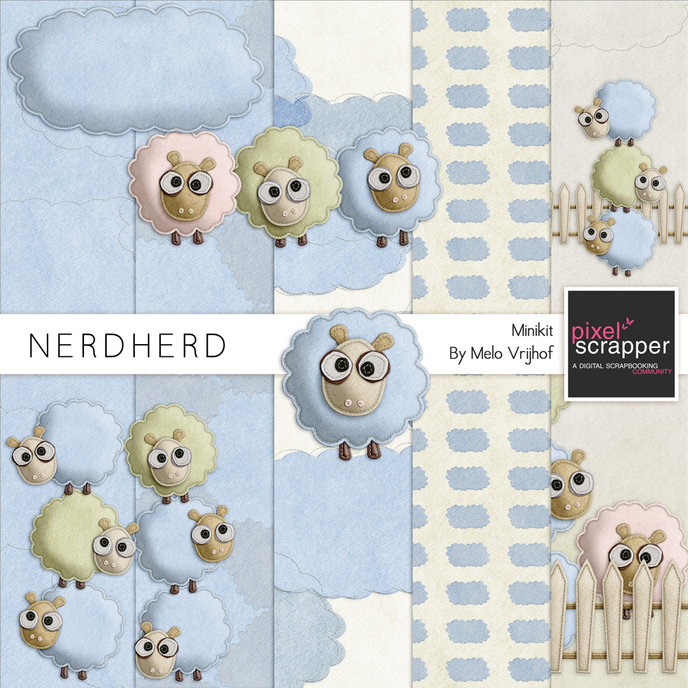 Sheep by Melo