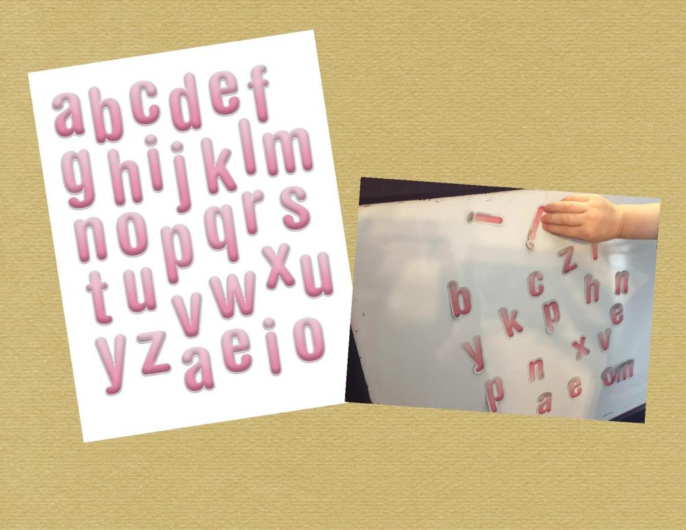 build your basics magnetic letters by angela ellis pixel scrapper