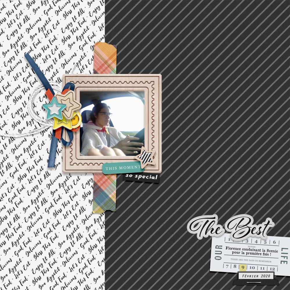 The Best By Amarie Charp Pixel Scrapper Digital Scrapbooking