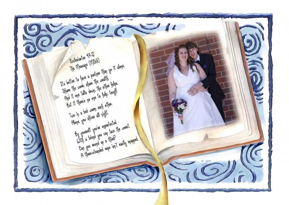 Bible Verse by Jess Townsend | Pixel Scrapper Digital