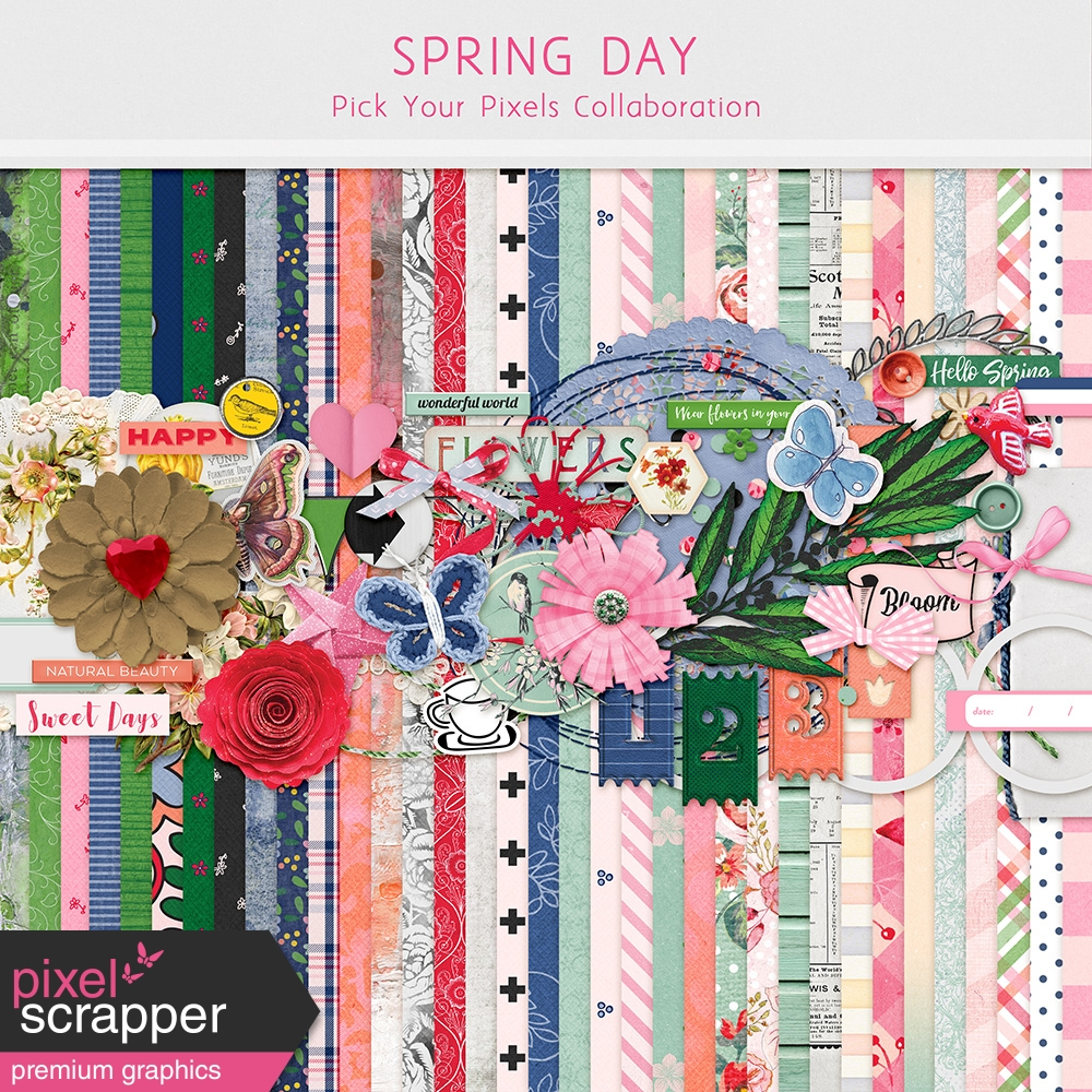 Spring Day Collab