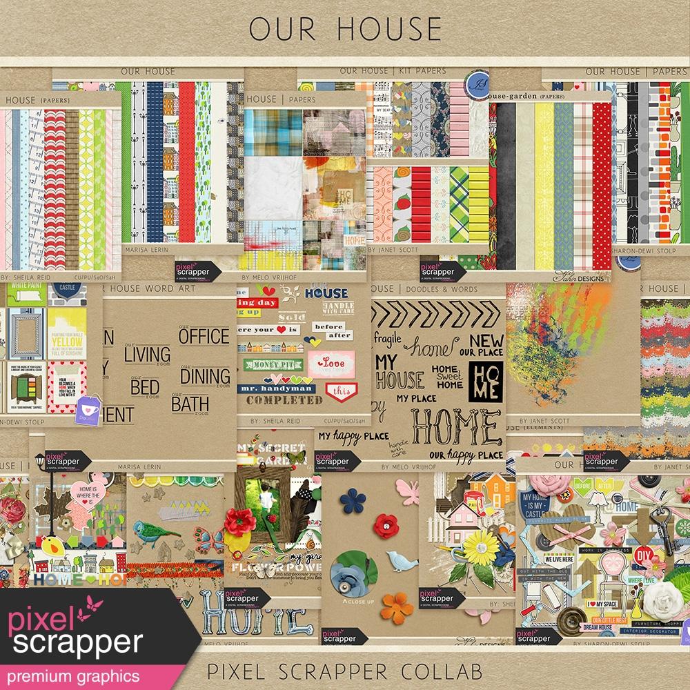 Our House Bundle
