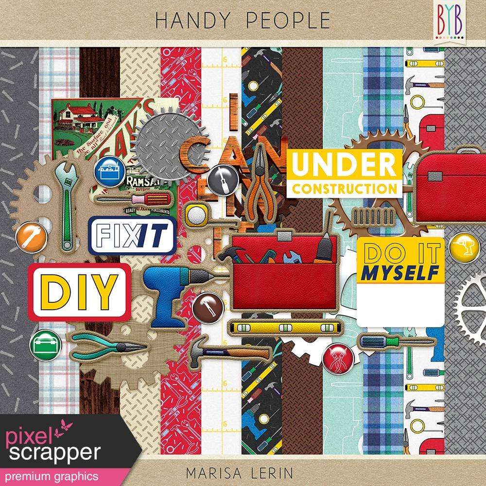 Handy People Bundle