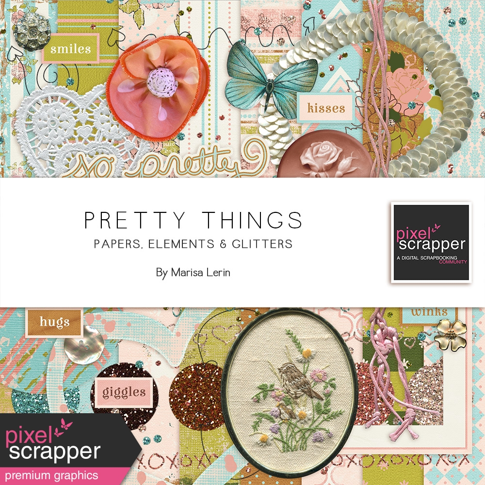 Pretty Things Bundle