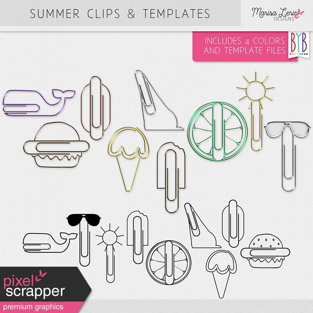 Summer Clips