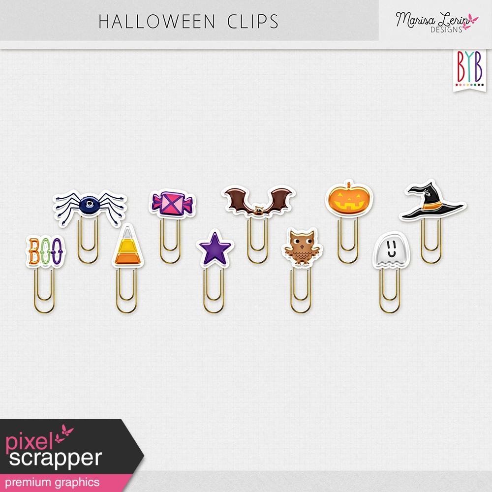 Halloween Clips