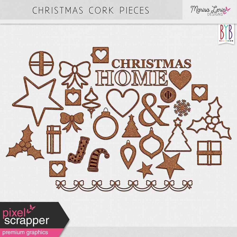 Christmas Cork