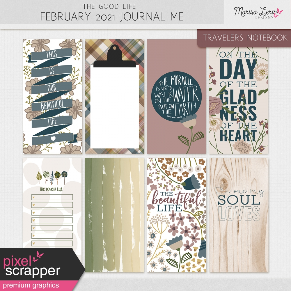 travelers notebook printable pages