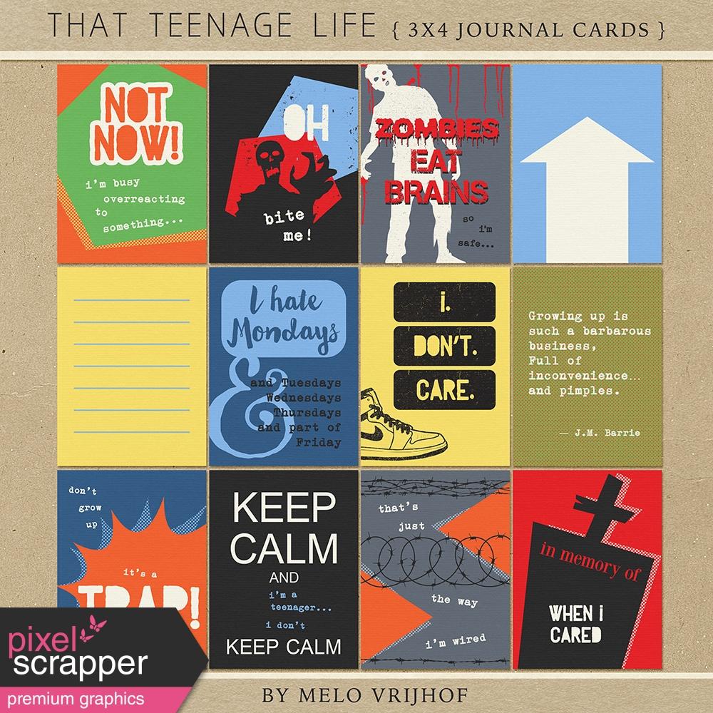 that teenage life