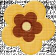 Road Trip - Yellow Flower