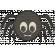 No Tricks, Just Treats-Spider Sticker