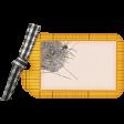 No Tricks, Just Treats-Spider Web Tag