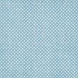 Speed Zone - Blue Polka Dot Paper