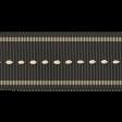 Speed Zone - Black Road Threaded Ribbon
