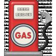 Speed Zone Elements Kit - Gas Tank