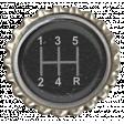 Speed Zone Elements Kit - Gear Shift Bottle Cap