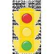Speed Zone Elements Kit - Traffic Light