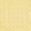 My Baptism - Yellow Dots & Crosses Paper