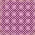 Thankful - Purple & White Distressed Paper