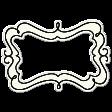 Thankful - Acrylic Doodle Element